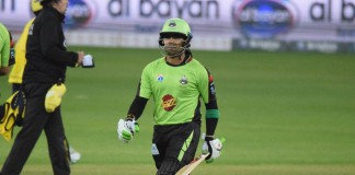 Unusual record for Umar Akmal in T20s