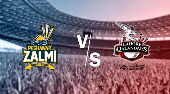 Peshawar Zalmi eager to win against Lahore Qalandars