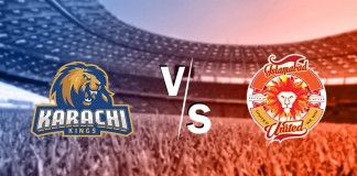 Karachi Kings hope for change of fate against Islamabad United
