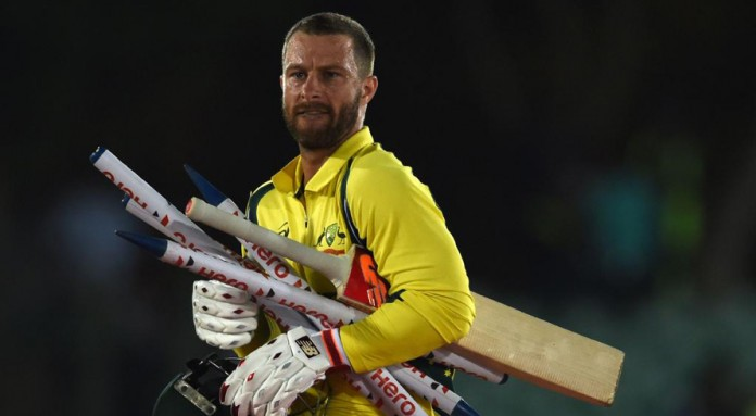 Injured Wade out of N.Zealand tour
