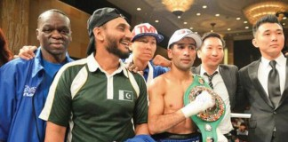 Waseem to face Oscar Cantu in a World title eliminator bout