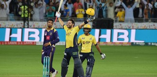 Afridi to miss PSL final in Lahore due to hand injury