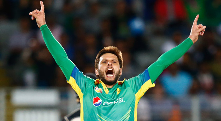 Afridi appointed as ambassador for Blind Cricket World Cup