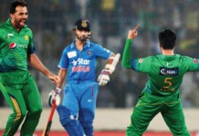 Indian home ministry rules out any chance of Indo-Pak series