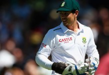 De Kock declared fit after pressure from skipper