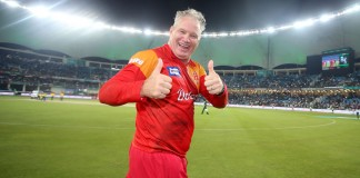 Dean Jones to attend PSL final in Lahore