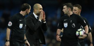 Man City fined 35,000 pounds for failing to control players