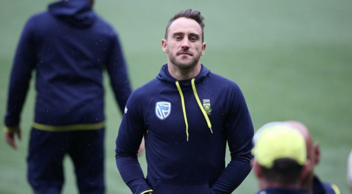 Du Plessis surprise at ICC over India spat