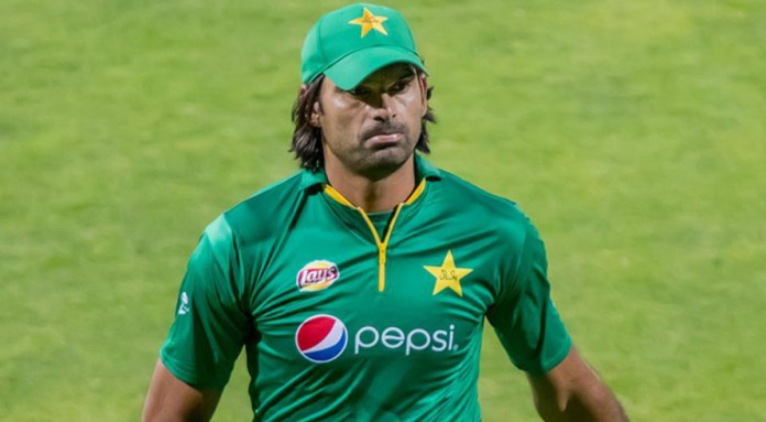 PCB suspends Muhammad Irfan from in spot fixing row