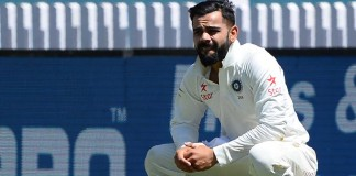 India's Kohli rues soft ball, denies underbowling Ashwin