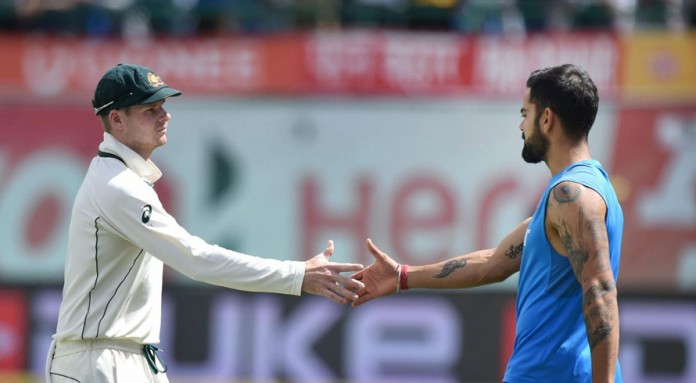 Kohli says Aussie friends comment overblown