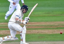 Latham shines in New Zealand gloom