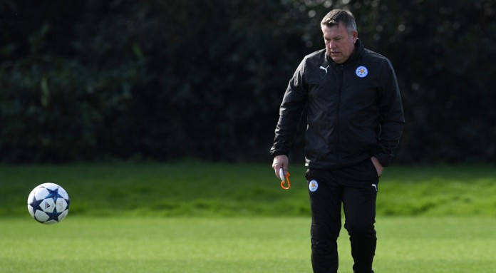 Leicester's Shakespeare eyes Champions League surprise