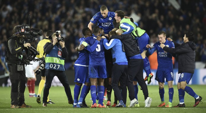 Leicester breakthrough keeps fairytale alive