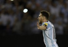 Messi penalty lifts Argentina into qualifying berths