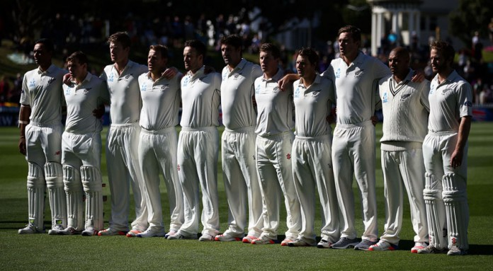 New Zealand unchanged for 3rd South Africa Test