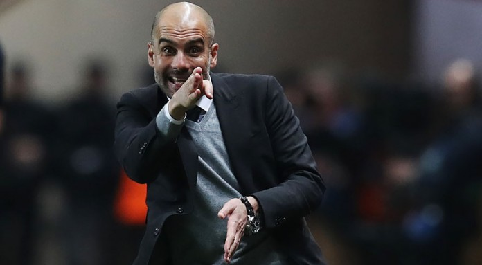 Guardiola vows to stick with 'attacking DNA'
