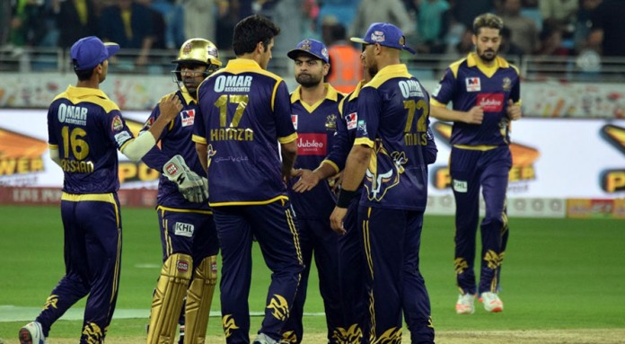 Gladiators reach Pakistan