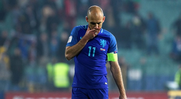 Dutch World Cup defeat 'nightmare', says Robben
