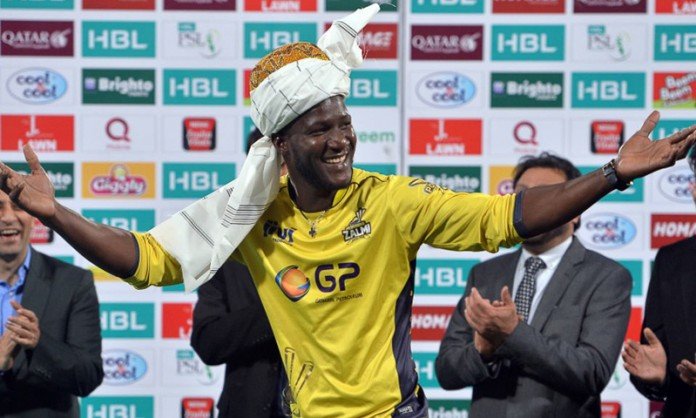 Foreign cricketers express their joy playing in Lahore