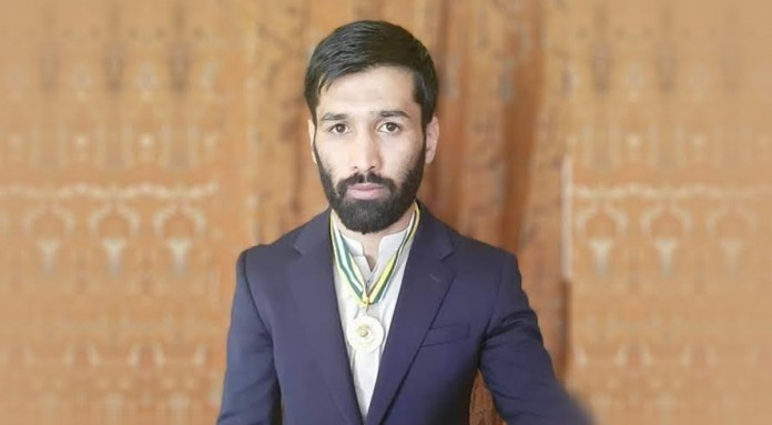 Muhammad Waseem receives Pride of Performance