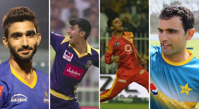 Young guns who can fire for Pakistan in future