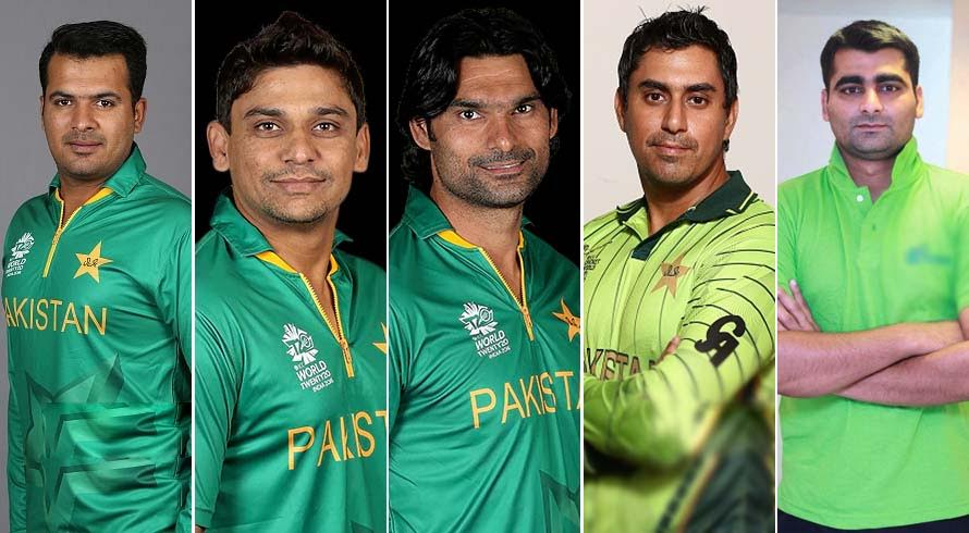 Spot fixing scandal: Accused players get their names in ECL