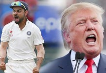 Kohli coined as Donald Trump of world sport by Australian media