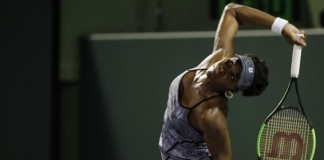 Venus downs Kerber to set up Konta clash in Miami
