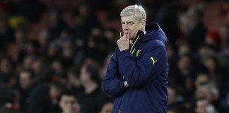 Euro misery piles pressure on Wenger