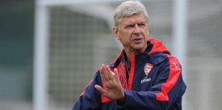 My preference is to stay at Arsenal, says Wenger