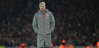Only one London team worth playing for says Wenger