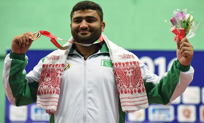Pakistan's SAF Games' gold medalist still awaiting for reward money