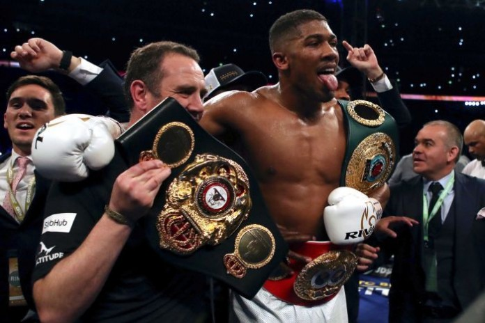 Joshua's epic win hailed for reviving heavyweight boxing