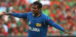 Mathews to lead Sri Lanka at Champions Trophy