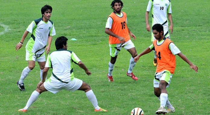Power struggle continues in PFF as Pakistan slips down to 201 in FIFA ranking