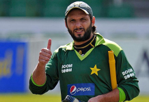 Thankful Afridi refuses PCB's proposed farewell