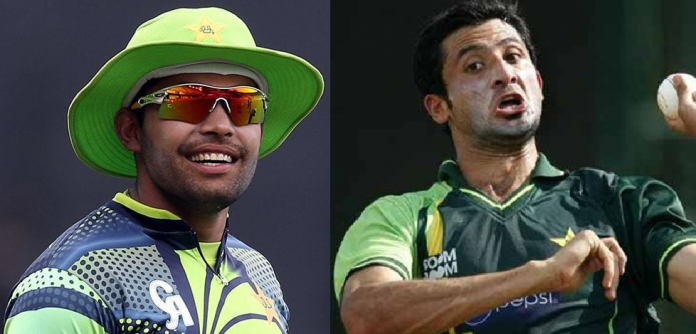 Junaid Khan denies Umar Akmal's comment about him