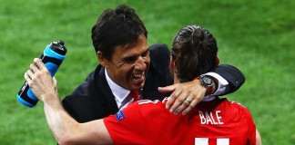 Bale backs Coleman to lead Wales to 2018 World Cup