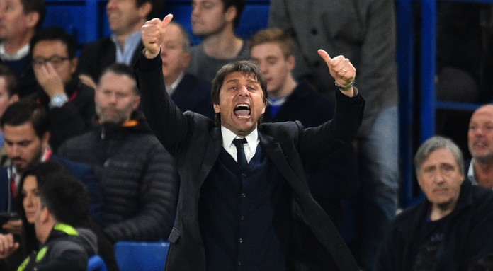 Conte sets Chelsea 18-point title target
