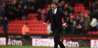Conte plays down exit talk, says future is at Chelsea