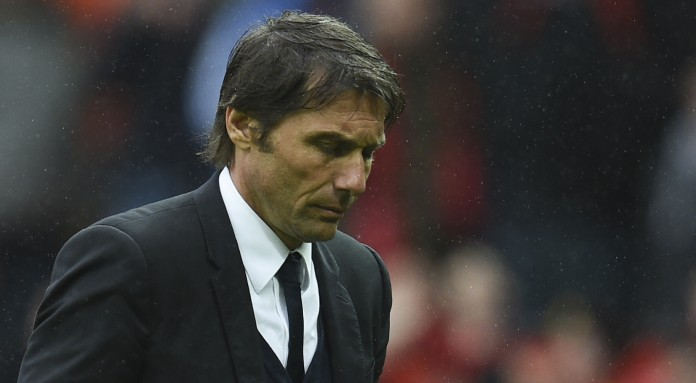 Chelsea's title chances '50 percent' - Conte