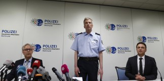We are assuming that they were a targeted attack against the Dortmund team: the western German city's police chief