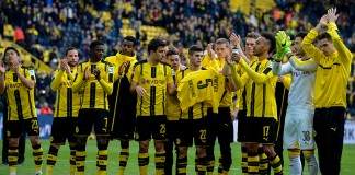 Bus attack leaves Dortmund fighting blood, sweat and tears battle
