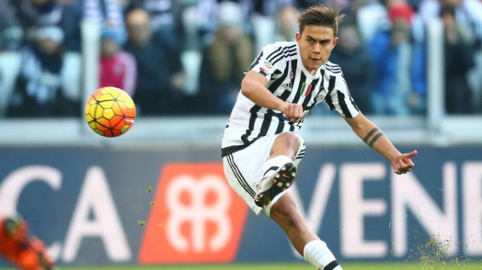 Rising star Dybala is Messi's mirror image