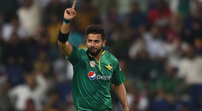 Imad Wasim grabs second spot in T20 bowlers' rankings