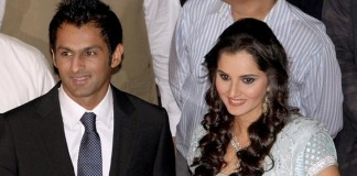 Malik dedicates his performance to Sania on their wedding anniversary