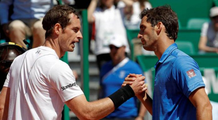 Murray, Wawrinka out of Monte Carlo Masters