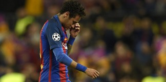 Neymar out of Clasico after Barcelona lose patience