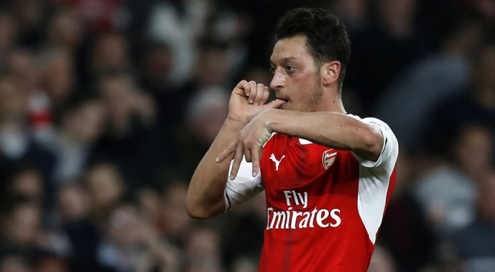 Ozil back on his game, says Wenger